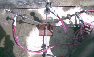 Middle Vaitarna Dam Monitoring