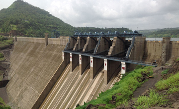 Middle Vaitarna Dam India