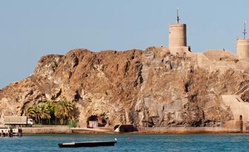 AL Mirani Fort Structure