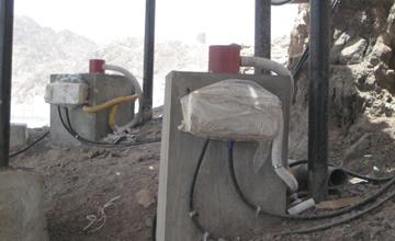 AL Mirani Fort Monitoring Instrument