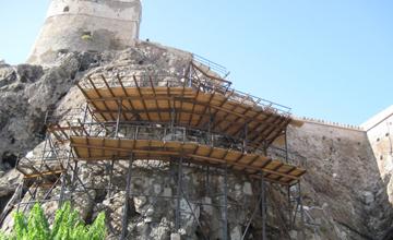 AL Mirani Fort Oman Structure