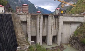 Parbati Dam