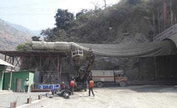 Punatsangchhu-II Dams Bhutan