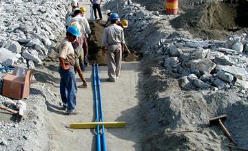 Purulia Pumped Storage Construction