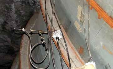Purulia Pumped Storage Monitoring