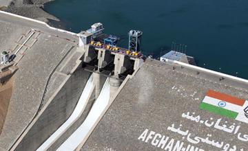 Salma Dam Projects