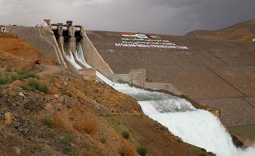 Salma Dam Afghanistan