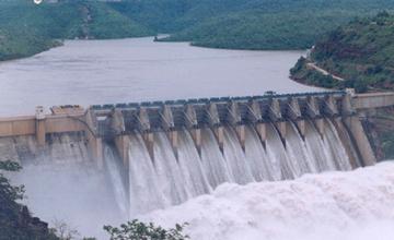Srisailam Dam Andhra Pradesh