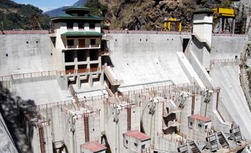 Teesta Stage-V Dam