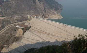 Tehri Hydroelectric Dam