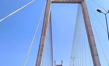 Yamuna Bridge Allahabad