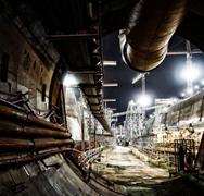 Doha Metro Tunnels