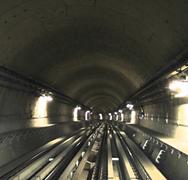 Dubai Metro Tunnels