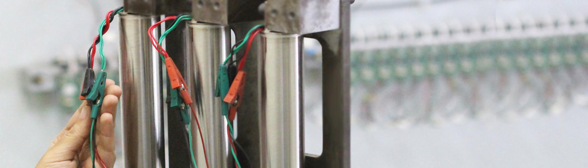 Tilt Meters/Beam Sensors