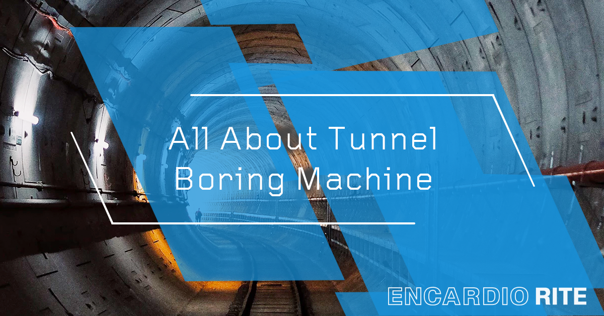 all about tunnel boring machine