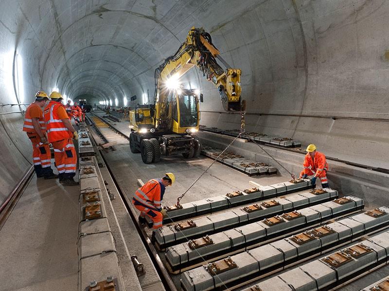 Dagachhu Hydroelectric Dam Tunnels