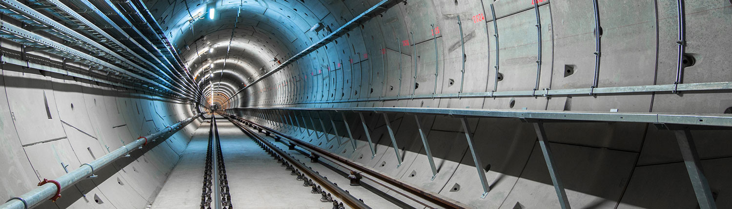 Tunnel Monitoring: Sewer, Metro, Rail, Road Tunnel