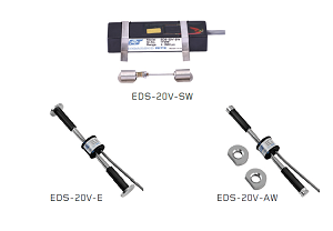 Model EDS-20V Strain Gauges