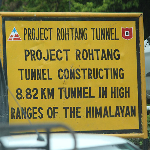 Rohtang-Pass-Tunnel